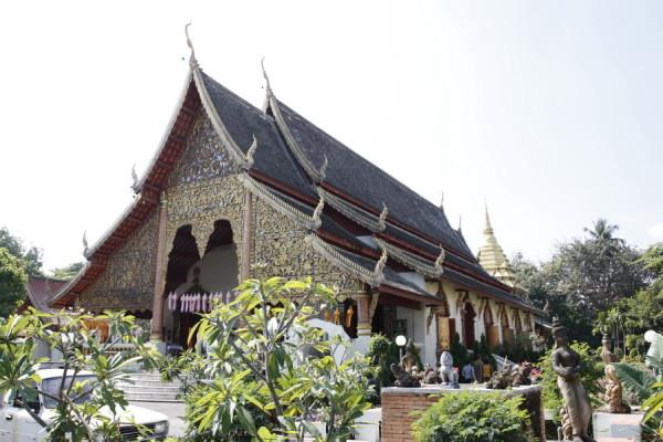 清曼寺(Wat Chiang Man)