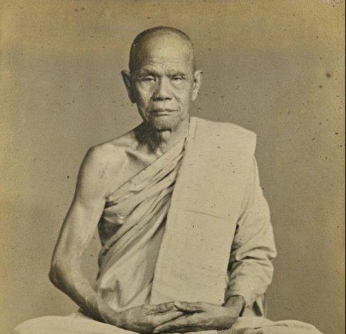 龙婆晴(Luang Phor Chaeng Wat Ban Pang)