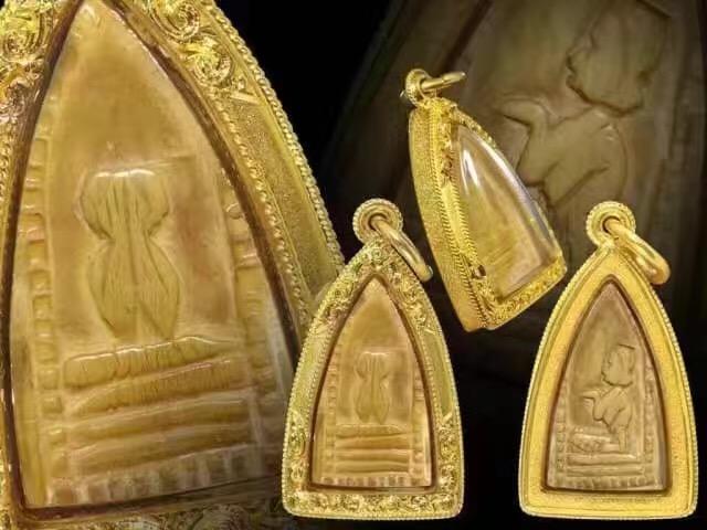 龙婆登2470老象牙招财女神 萨马空大赛第一名 全泰前三招财女神之一