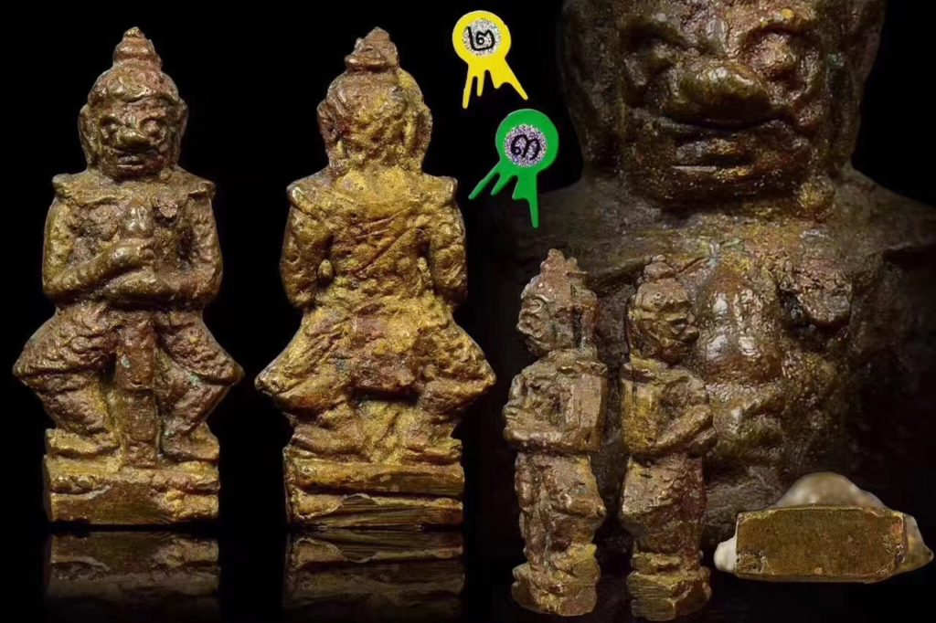 Wat Suthat 佛历2490年 最有名的鬼王