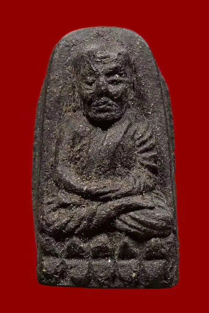 阿赞弄 佛历2524年 帕洛模 药草龙婆托
