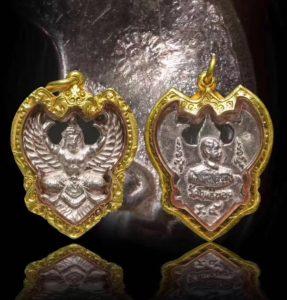 龙婆瓦拉2540纯银鹰神