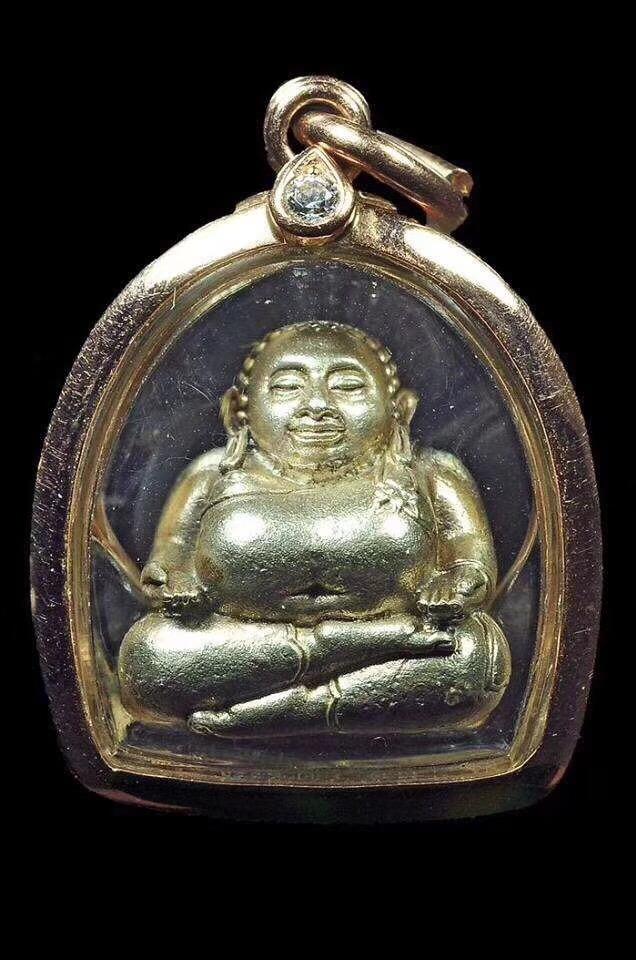 婆谭Kling 佛历2523年 纯银材质善加财