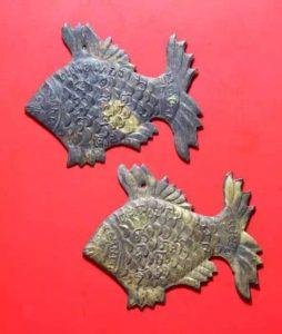 龙婆钟 2510年代珍稀品相 神鱼