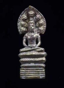 阿赞坤潘 2532 年首期泽镀金立尊