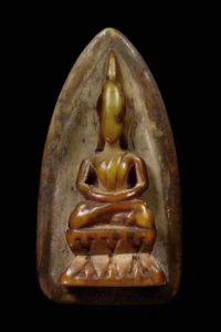 泰国九大圣僧之一龙婆登2470老象牙招财佛祖