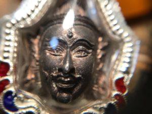 龙婆禅南2546一期纯银特别版(带印)天神头