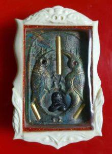 古巴杰士纳早期人缘鸟纯金符管