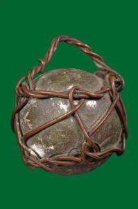 龙婆念243x路翁(路萨哇)材质金属