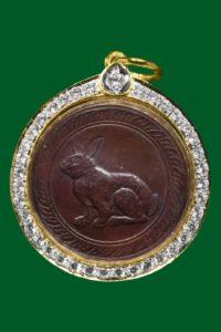 阿赞坤潘 十二个生肖 兔神