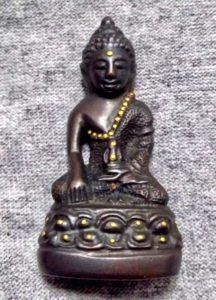 山卡拉扬 前任全泰僧王 药师佛