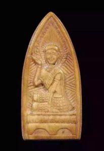 九大圣僧龙婆登 招财女神 背后六手必达