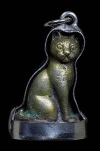 龙婆堪布 2500年代初期 招财猫