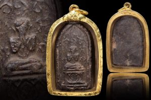 阿赞多战必打迪佛历2360年(公历1817年)将近200年