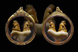 全泰第一虎王龙婆班 最稀少的圣虎法相