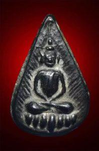 龙婆boon佛历2470年佛祖背后水波经文