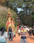 清迈双龙寺/素帖寺(Wat Phrathat Doi Suthep)