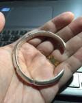 龙婆yid 佛历2547年 纯银材质