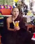 古巴阿里雅查招财转运许愿蜡烛