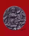 阿赞摩纳大师 泰国第一期的九尾佛牌