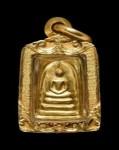 瓦拉康2515纯金崇迪佛 阿赞多100周年崇迪