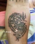 阿赞凯德 纹身刺符介绍