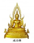 泰国捐佛像