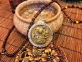 龙婆塔玛让喜和阿赞并共同主持的大法会 水财神乌巴库