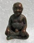 阿赞摩纳 最难寻的圣物之一 花树精灵古曼 人缘膏养大的古曼童