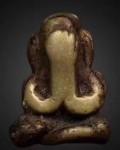 龙婆yead 大师最早期的必打佛圣物 长手必打佛