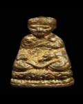 龙婆多 九大高僧之一 九宝铜材质 明代脸相宋大峰祖师爷立尊