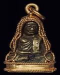 2480阿赞chom 龙婆银自身 混合铜材质
